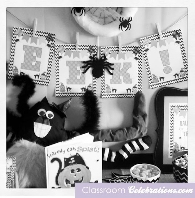 A Modern Teacher: Celebrate Halloween!