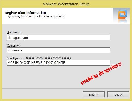 Guest OS is running inside VMWare Workstation version 7. I have configured