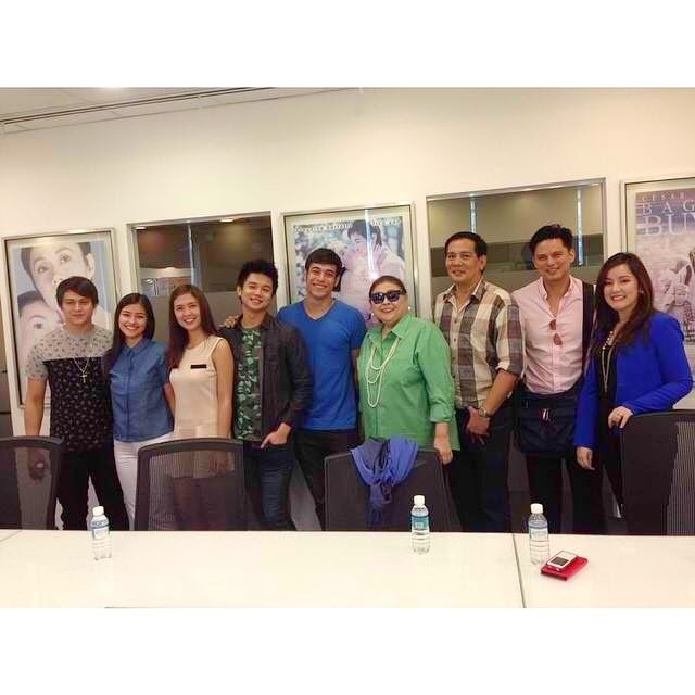 Enrique gil liza soberano to star in new series forevermore the