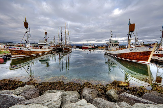 лодки в исландии