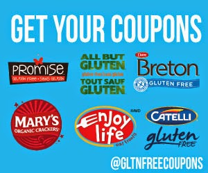 gluten free coupons for groceries canada