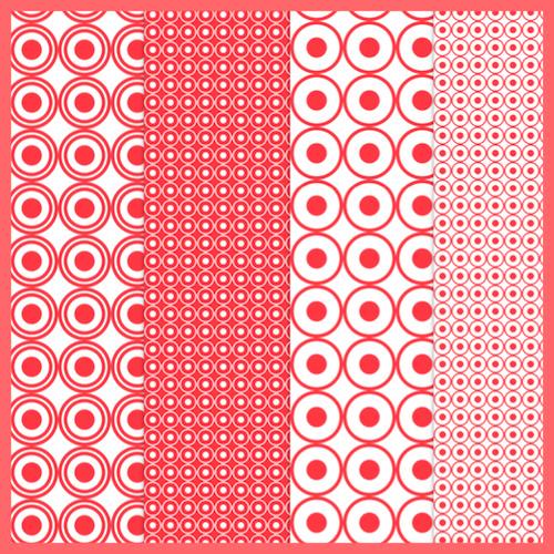 Free Red And White Polka Dot Scrapbook Paper Netcomm Wireless