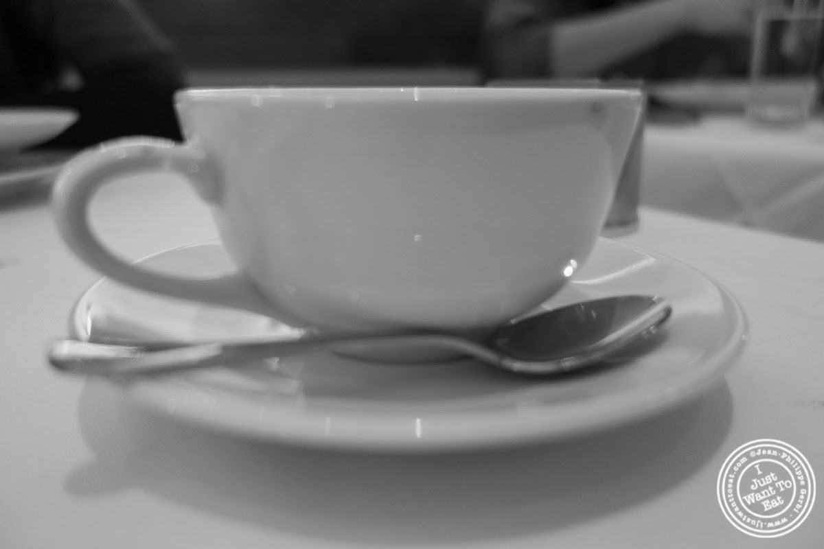 image of espresso at Tamarind, Indian cuisine, in Tribeca, NYC, New York