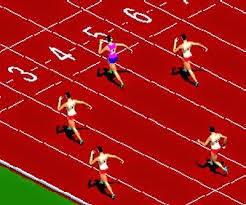 100 Metre Olimpiyat Koşusu Oyunu