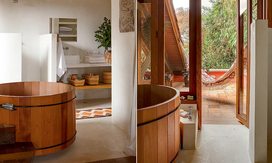 Banheiro SPA  Lilian Simões Arquitetura -> Decoracao Banheiro Spa