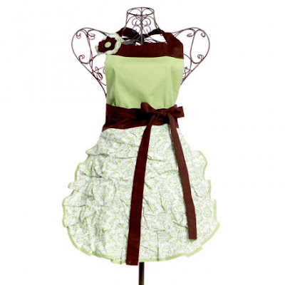 Thrifty Nifty Mommy: Vintage-Inspired Apron from Grandway Review ...