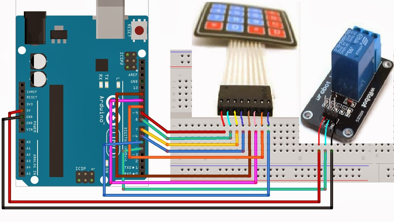 Light sensor using photodiode EngineersGarage