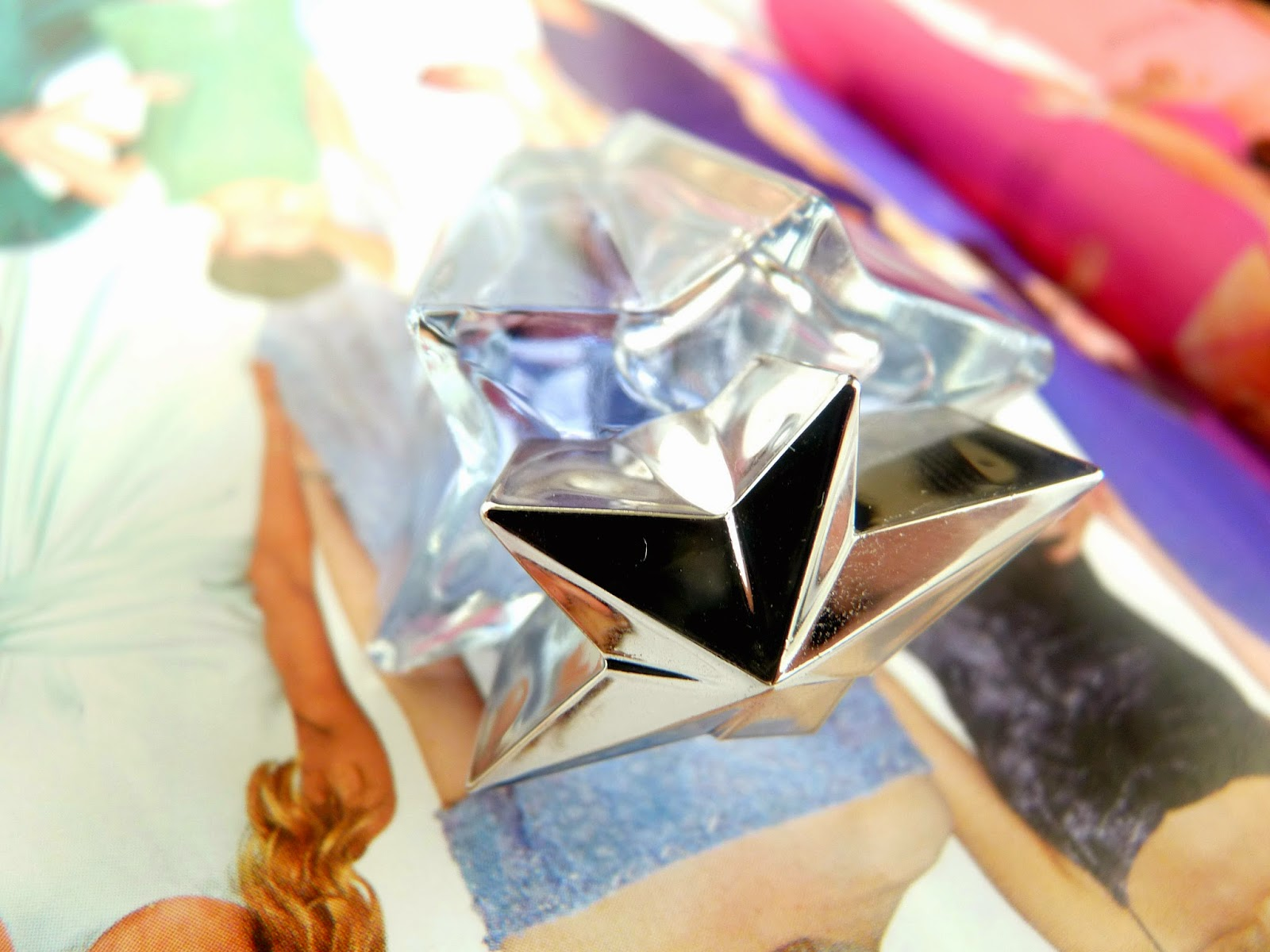 Angel by Thierry Mugler Review