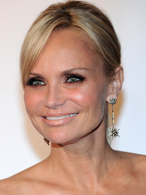 Kristin Chenoweth Star Dangle Earrings