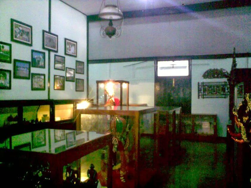 Museum Blambangan Banyuwangi.