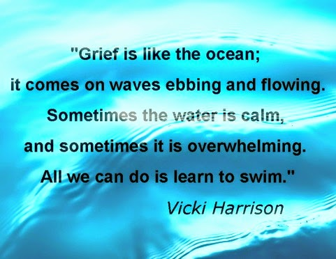 Grief Quote Amusing Dancing In The Rain 9 Quotes To Help With Grieving