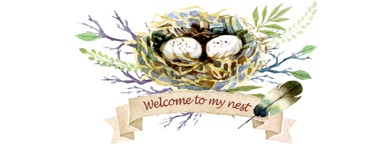 Welcome to my nest!