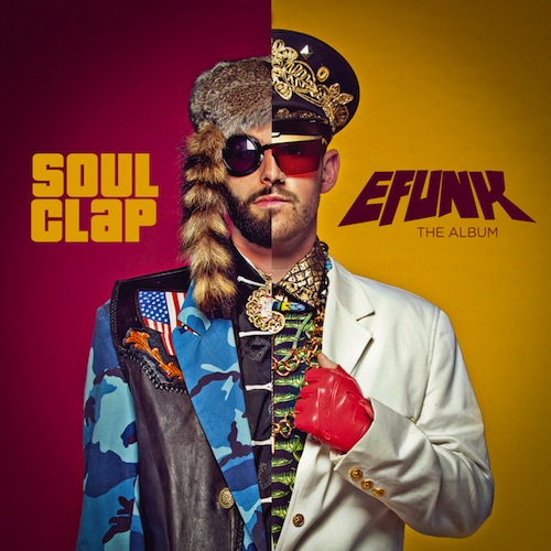 New album by Soul Clap: EFunk on Wolf+Lamb