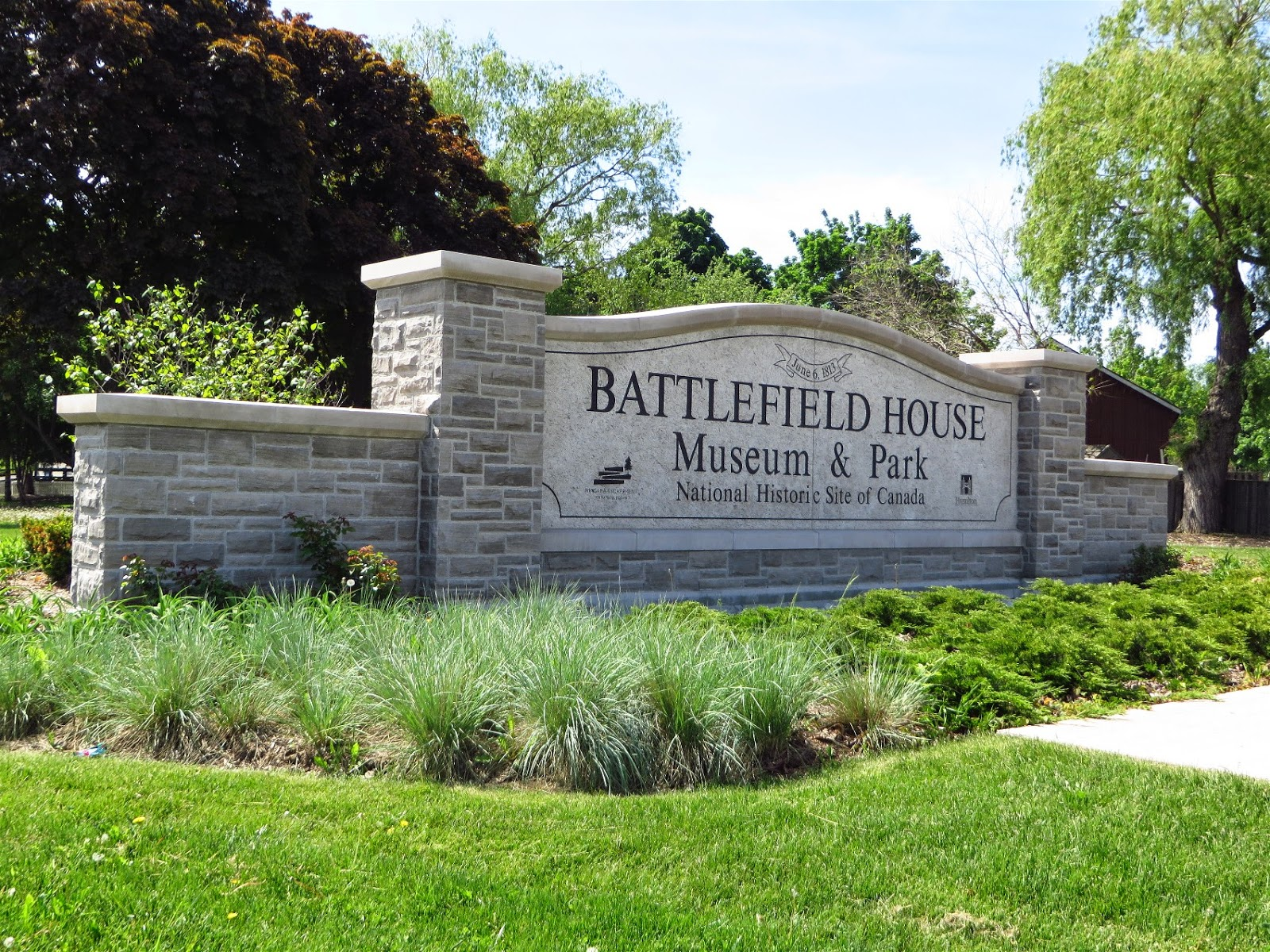 Image result for Battlefields Park: Quebec: