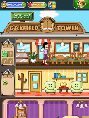 Garfield Tycoon Hack