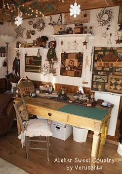 Il mio atelier sweet country