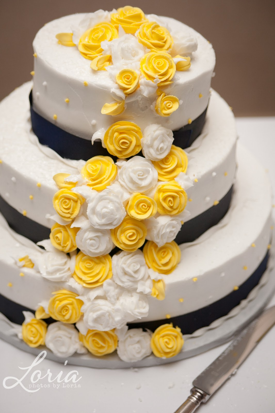 Brynne & Bryson :: Yellow, Navy, and Gray Lake St Louis Wedding ...