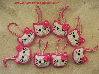 Crochet Purse Keychain Pattern : Free Crochet Patterns: Free Crochet Keychain Patterns