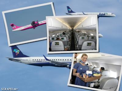 Aeronaves da Azul Linhas Aéreas