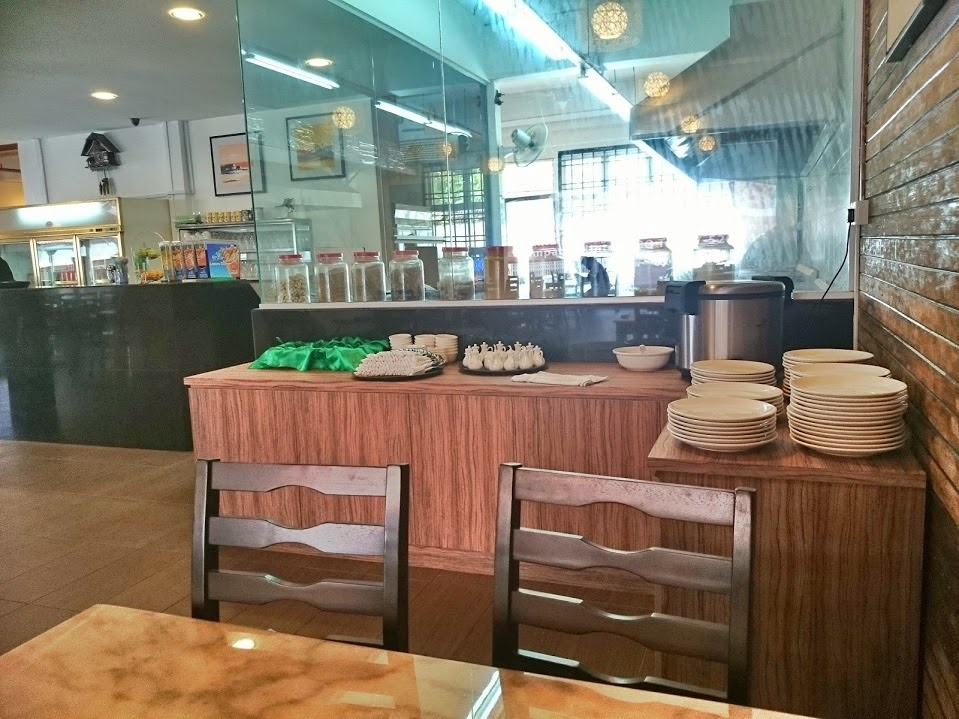Restoran Asam Pedas dan BBQ, Taman Universiti, Skudai Johor