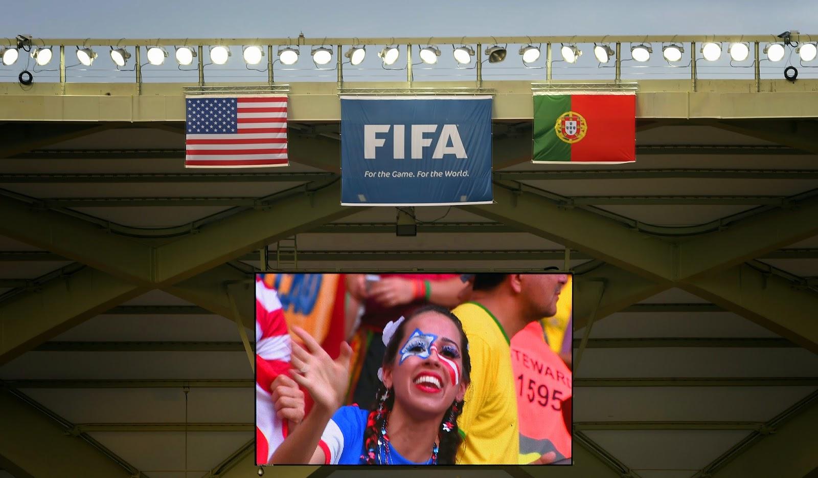 fifa flags