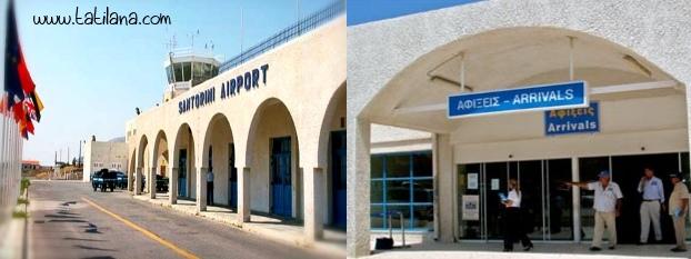 Santorini Havaalanı