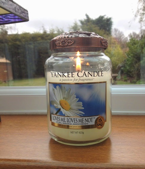 My Yankee Candle Diary Bunny Cake Exotic Bloom
