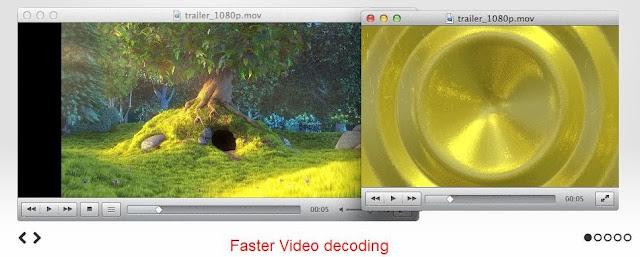 VLC 2.1 Rincewind decodificacion