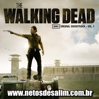 twdvol1 The Walking Dead Trilha Sonora