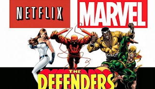 Marvel Teams & Netflix to release Daredevil, Jessica Jones, Iron Fist, Luke Cage & Defenders Mini-Series