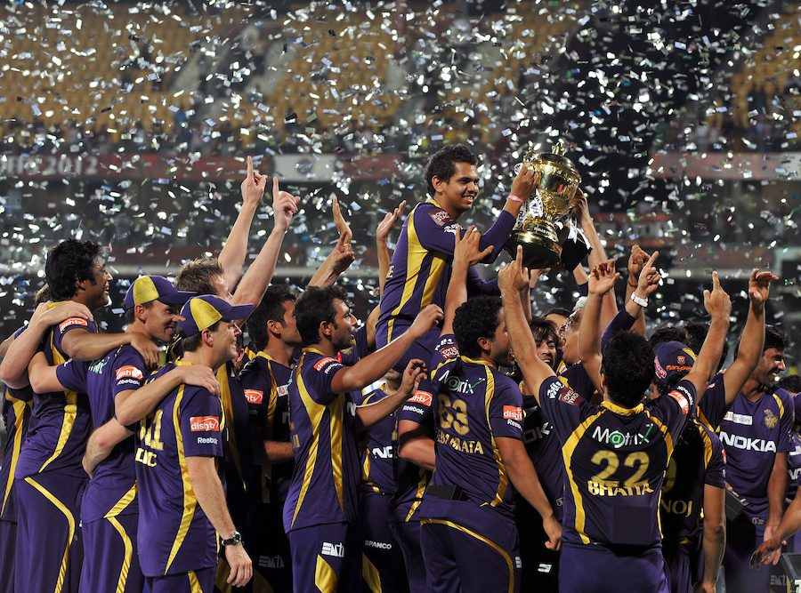 KKR Winning Moments