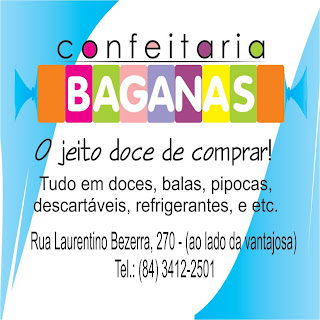 CONFEITARIA BAGANAS