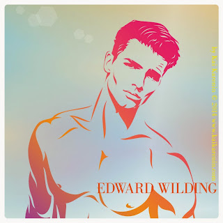 Edward Wilding in The Swim Suite, swimwear editorial by Kai Karenin