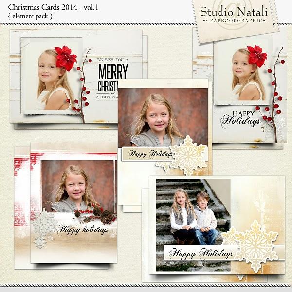 http://shop.scrapbookgraphics.com/Holiday-cards-2014-1.html