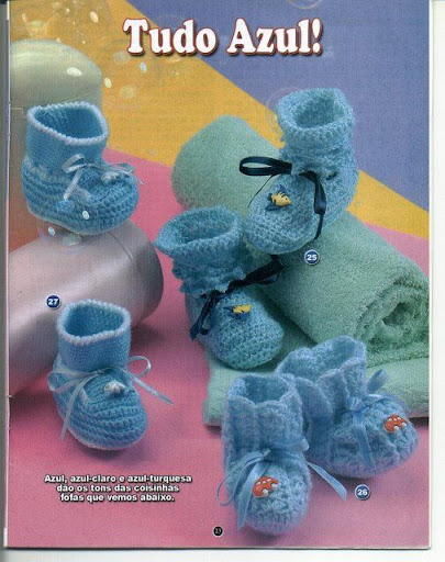 Free Baby Crochet Patterns - EzineArticles Submission - Submit