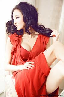 Hot Model Liu Yu Han