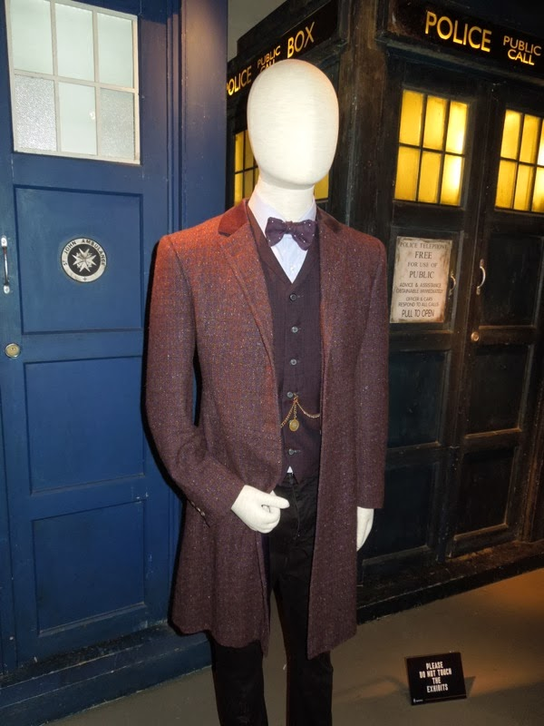 Matt Smith Doctor Who Day of the Doctor costume