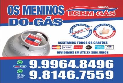 Em Buíque, Os meninos do Gás