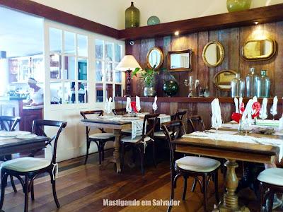 Hotel Villa Bahia: Ambiente do restaurante
