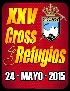 Copa de Hierro. Cronica Cross de los Tres Refugios