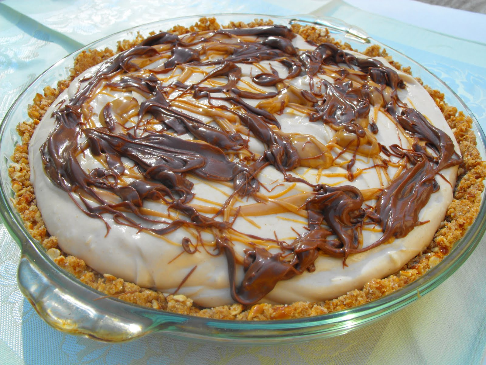 Peanut Butter Pretzel Pie Recipes — Dishmaps