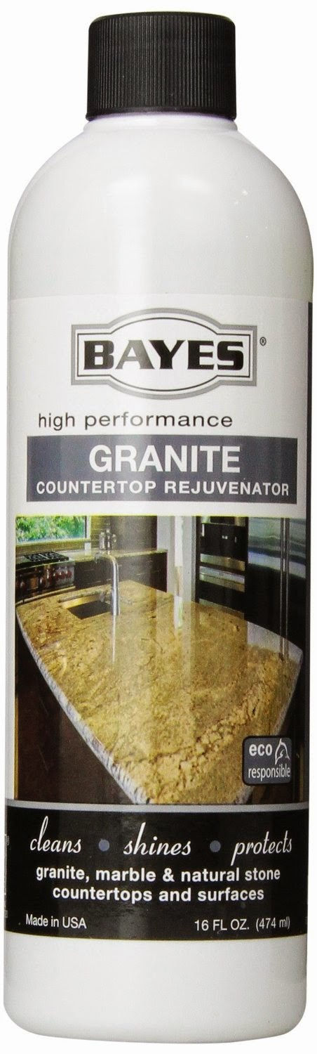 Bayes Premium Granite Rejuvinator, 16-Ounce Bottles (Pack of 6)