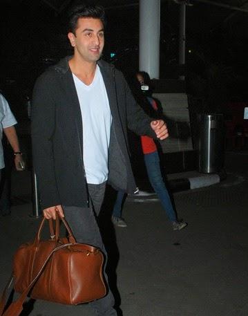 Ranveer Singh, Ranbir Kapoor, Sridevi & Ayushmann Khurrana snapped at the airport