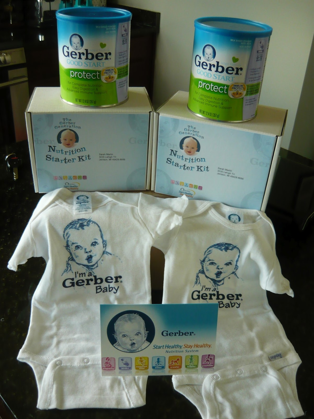 Free baby food samples by mail