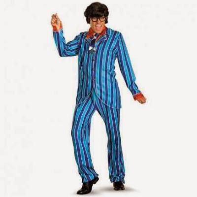 Disfraz Austin Powers