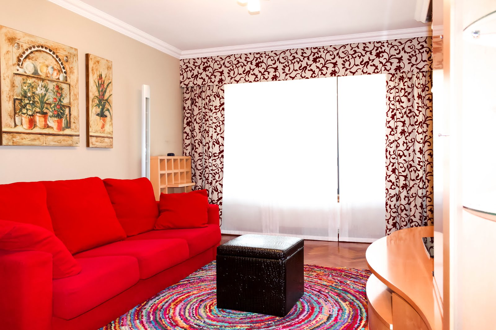 Piso de dos dormitorios en alquiler en Matogrande, amueblado. 570€