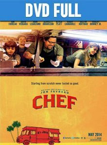 Chef DVD Full Español Latino 2014