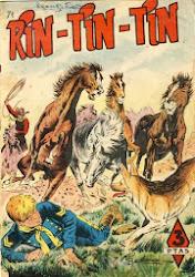 RIN TIN TIN Nº 071 1958