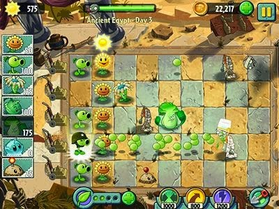 Plants vs Zombies 2 for Android download apk gratis