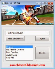 Cheat trainer Baseball Heroes